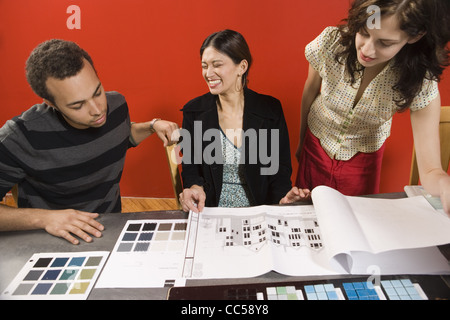 Diverse Business Meeting - Stock Photo