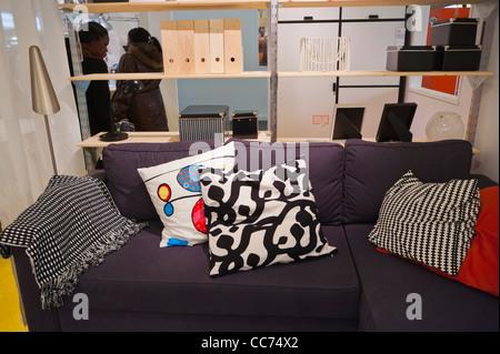 Paris, France, Advertising Furniture Shopping, Ikea Furniture ...