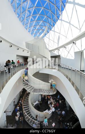 Salvador Dali Museum in St. Petersburg, Florida.