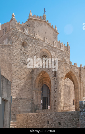 Erice - Duomo dell'Assunta - Chiesa Matrice