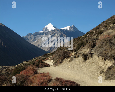 Muktinath Himal - Stock Photo