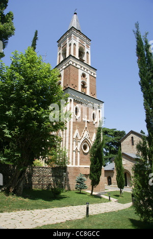 Georgia, Tbilisi, church - Stock Photo