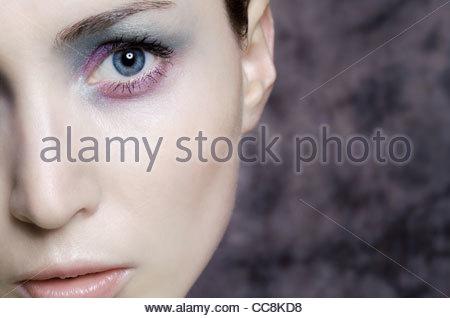 Face - Stock Photo