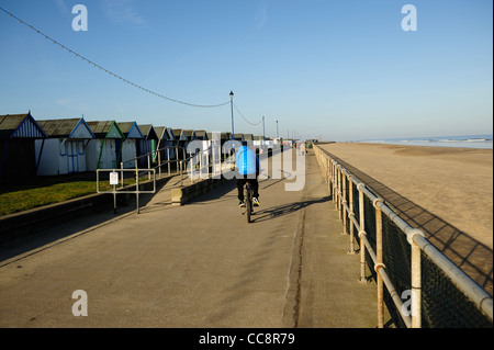Sutton on Sea, Lincolnshire - Stock Photo