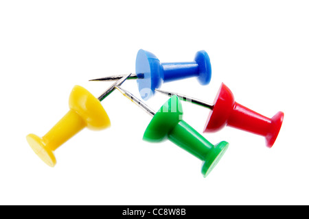 Thumb Tacks - Stock Photo