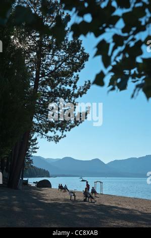 Timber Cove Beach South Lake Tahoe