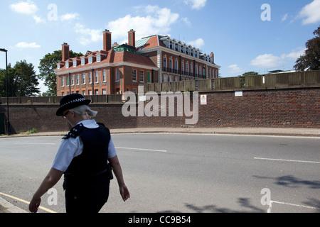 Witanhurst House Highgate North London UK - Stock Photo