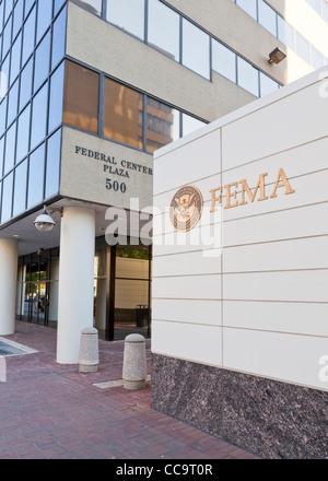 Fema (federal Emergency Management Agency) Headquarters Building ...