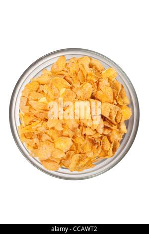 Cornflakes - Stock Photo