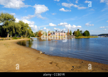 Savonlinna, Southern Savonia, Finland, Scandinavia, Europe - Stock Photo