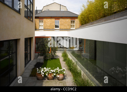 ... House In Kensington, London, United Kingdom, Seth Stein, 2010   Stock  Photo