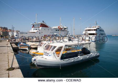 porto santo stefano,argentario peninsula,tuscany,italy,europe - Stock Photo