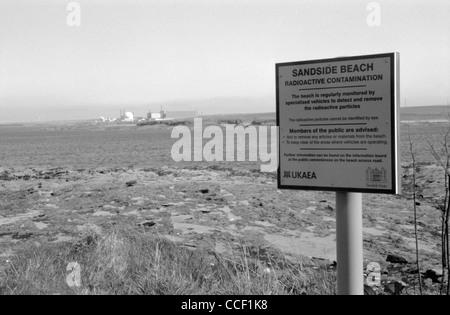 Dounreay Nuclear Facility, Dounreay, North Coast of Scotland, UK, 2007 - Stock Photo