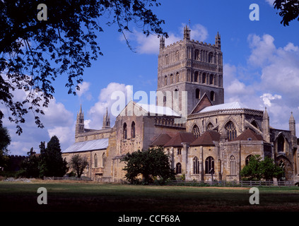 Tewkesbury Abbey Church Tewkesbury Gloucestershire England UK
