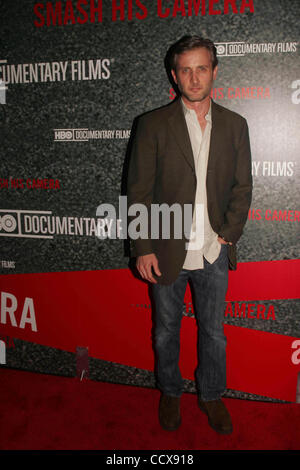 Jun. 01, 2010 - New York, New York, U.S. - HBO Documentary Films premiere of ''Smash His Camera'' at The Museum - Stock Photo