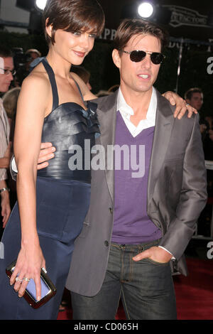 Aug. 11, 2008 - Hollywood, California, U.S. - I13574CHW.''TROPIC THUNDER'' LOS ANGELES PREMIERE PRESENTED BY DREAMWORKS' - Stock Photo