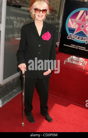 June 26, 2008 - Hollywood, California, U.S. - I13396CHW.THE LATE BRIAN KEITH HONORED POSTHUMOUSLY WITH A STAR ON - Stock Photo