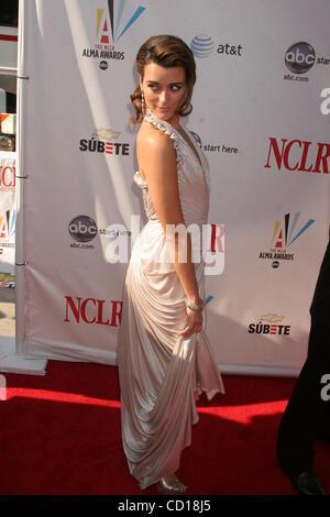 Aug. 17, 2008 - Hollywood, California, U.S. - I13579CHW.THE 2008 ALMA AWARDS - RED CARPET .PASADENA CIVIC AUDITORIUM, - Stock Photo