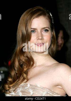 Nov 18, 2008 - Beverly Hills, California, USA - Actress AMY ADAMS arriving at movie premiere 'Doubt' Los Angeles - Stock Photo
