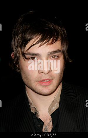Mar 6, 2008 - West Hollywood, California, USA - Actor ED WESTWICK arriving at the 'Sleepwalking' Los Angeles Premiere - Stock Photo