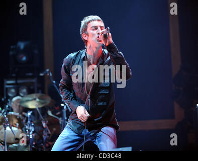 Apr 25, 2008 - Indio, California; USA - Musician RICHARD ASHCROFT of the band The Verve performs live as part of - Stock Photo