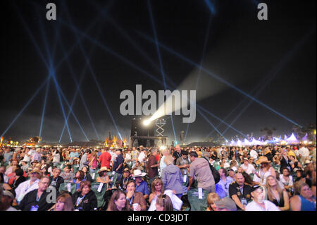 May 4, 2008 - Indio, California; USA - A general view of the atmosphere at the Stagecoach California's Country Music - Stock Photo