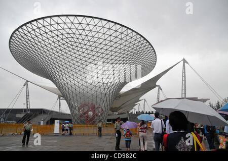 Jun 25, 2010 - Shanghai, China - World Expo 2010 in Shanghai. (Credit Image: © PhotoXpress/ZUMApress.com) - Stock Photo