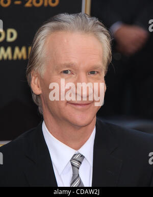 Sep 14, 2010 - Hollywoodwood, California, USA - BILL MAHER Receives Star on Walk of Fame. (Credit Image: © Lisa - Stock Photo