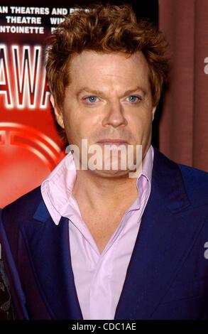 SD05142003        .2003 TONY AWARD NOMINATIONS LUNCHEON AT THE MARRIOTT HOTEL, NEW YORK New York.    /   K30657AR..EDDIE - Stock Photo