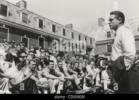 Jan 18, 2011 - Camden, New Jersey, U.S. - ROBERT SARGENT SHRIVER, JR. (November 9, 1915 Ð January 18, 2011) was - Stock Photo