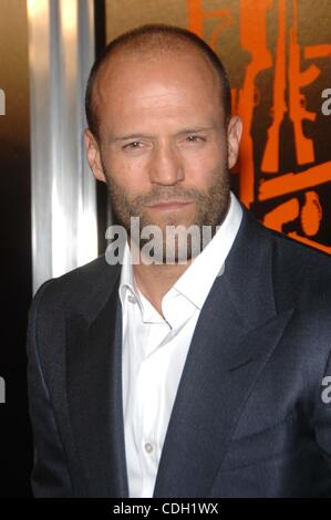 Jan. 25, 2011 - Hollywood, California, U.S. - Jason Statham during the premiere of the new movie from CBS Films - Stock Photo