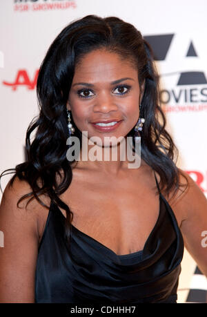 Feb. 07, 2011 - Beverly Hills, California, USA - KIMBERLY ELISE on the red carpet at AARP The Magazine's Tenth Annual - Stock Photo