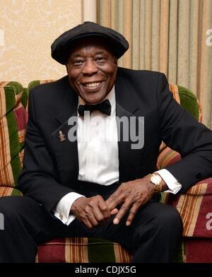 Mar 04, 2011 - Washington, District of Columbia, U.S. - Grammy Winner, Blues Legend, BUDDY GUY at the National Association - Stock Photo