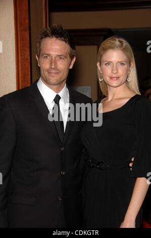 Mar. 19, 2011 - Hollywood, California, U.S. - Michael Vartan and Lauren Skaar during the Humane Society of the United - Stock Photo