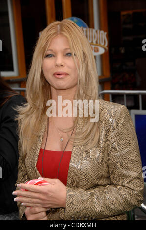 Mar. 27, 2011 - Hollywood, California, U.S. - Donna D'Errico during the premiere of the new movie from Universal - Stock Photo