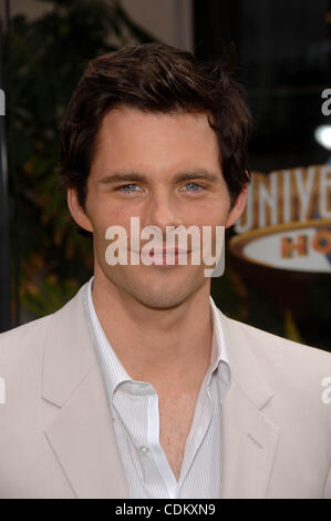 Mar. 27, 2011 - Hollywood, California, U.S. - James Marsden during the premiere of the new movie from Universal - Stock Photo
