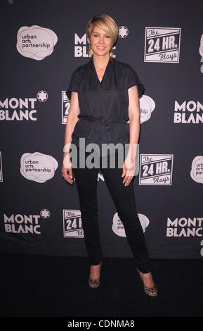 June 18, 2011 - Hollywood, California, U.S. - Mont Blanc 24 Hours Plays After Party at Pier 59 in Santa Monica, - Stock Photo