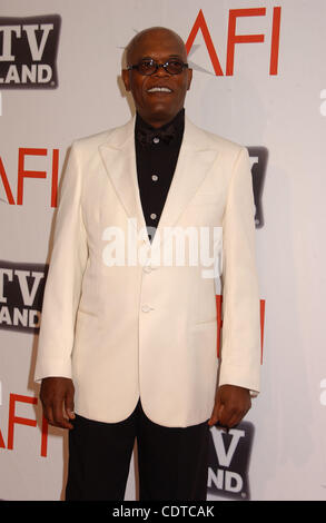 June 9, 2011 - Hollywood, California, U.S. - Samuel l. Jackson attends the AFI Life Achievement Award Event at the - Stock Photo