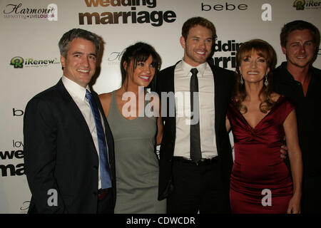 May 17, 2011 - Hollywood, California, U.S. - I15411CHW .''Love Wedding Marriage'' Los Angeles Premiere.Pacific Design - Stock Photo