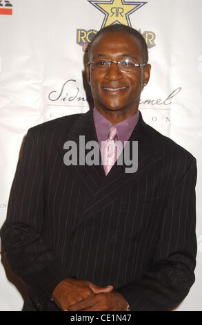 Sept. 24, 2011 - Hollywood, California, U.S. - Tommy Davidson attends the Brent Shapiro .Foundation Event in Beverly - Stock Photo