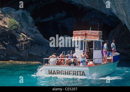 Cave del Bue Marino - Stock Photo