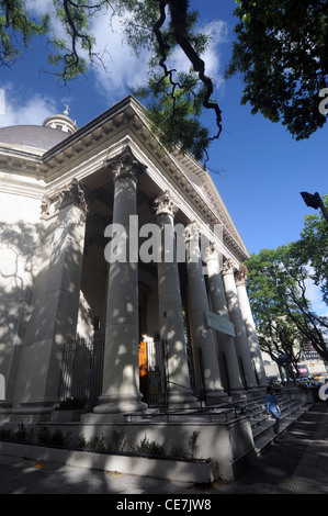 Church of the Immaculate Conception, Belgrano, Buenos Aires, Argentina. No PR or MR - Stock Photo