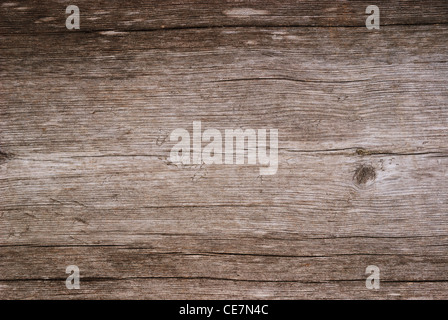 Close-up of old wooden wall - Stock Photo