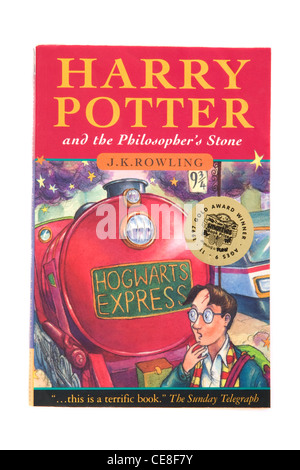 Harry Potter and the Philosopher's Stone - Stock Photo