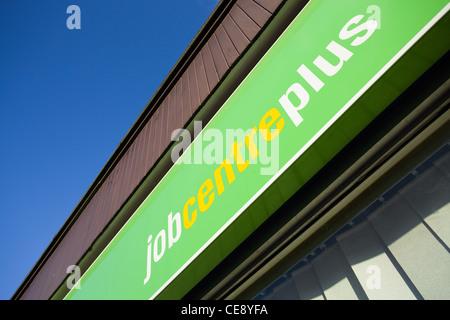 Job Centre Plus Building On Black Horse Street Bolton