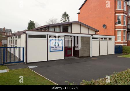 The New Life Church in Llandrindod Wells, Powys Wales UK. - Stock Photo