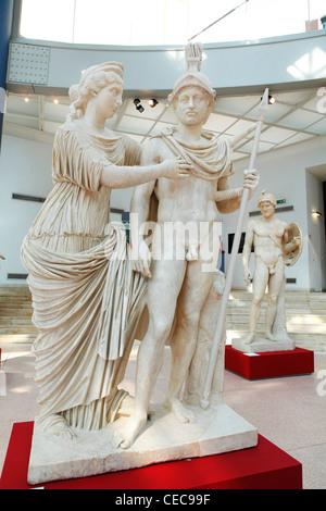 Mars and Venus'. Roman god and goddess of War and Love ...