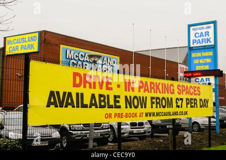 Cosmo Car Hire Belfast International Airport