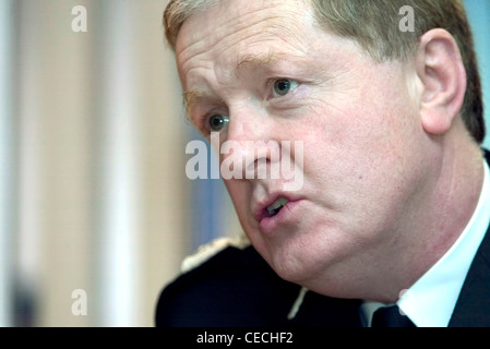 Sir Ian Blair, Metropolitan Police commissioner from 2008 to 2008, UK - Stock Photo