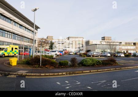 Ulster Hospital, Dundonald - Stock Photo